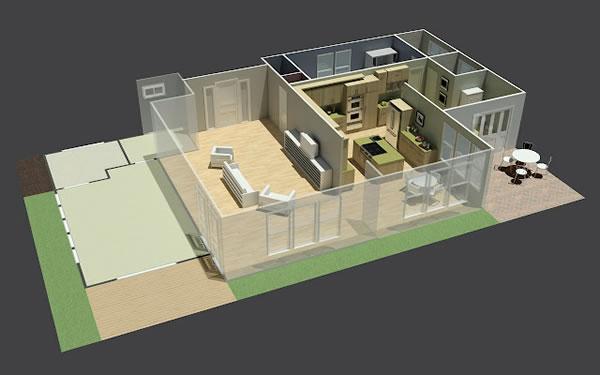 Programas gr tis para projetar m veis sob medida for Programa para hacer habitaciones en 3d